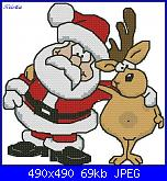 Babbo Natale - schemi e link-39902987-jpg