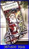 Babbo Natale - schemi e link-8778_candy_cane_santa-jpg