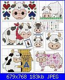 Mucche* ( Vedi ANIMALI ) - schemi e link-mucche-jpg