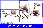 Quadri tripli/ Ricamo Trittico - schemi e link-f800711aede2t-jpg