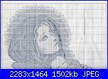 Religiosi: Madonne, Gesù, Immagini sacre- schemi e link-maria_in_azzurro_2-jpg