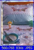 Bordi per bambini (lenzuolini ed altro) schemi e link-culla-1-jpg
