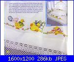 Bordi per bambini (lenzuolini ed altro) schemi e link-0-jpg