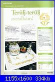 Tovaglie- Tovagliette- schemi e link-fiori-gialli-jpg