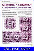 Tovaglie- Tovagliette- schemi e link-geometrica-1-jpg
