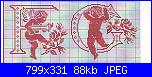 alfabeti angeli * (Vedi ALFABETI ) - schemi e link-1-3-jpg