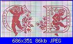 alfabeti angeli * (Vedi ALFABETI ) - schemi e link-1-6-jpg