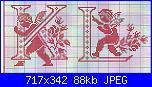 alfabeti angeli * (Vedi ALFABETI ) - schemi e link-1-4-jpg