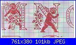 alfabeti angeli * (Vedi ALFABETI ) - schemi e link-1-8-jpg