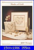 Cuscinetti portafedi* ( Vedi MATRIMONIO ) - schemi e link-shades-gold-jpg
