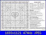 Cuscinetti portafedi* ( Vedi MATRIMONIO ) - schemi e link-01-jpg