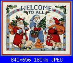 Babbo Natale - schemi e link-dimensions-8443-christmas-welcome-jpg