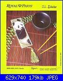 Segnalibri schemi e link-royal-paris-9880-6801-0101-bookmark-panda-2003-jpg