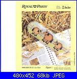 Segnalibri schemi e link-royal-paris-9880-6801-0112-bookmark-les-anes-2005-jpg
