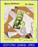 Segnalibri schemi e link-royal-paris-9880-6801-0115-bookmark-muguet-2006-jpg
