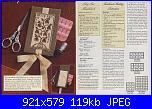 Accessori Vari - porta e trovaforbici  - porta-aghi - schemi e link-albero-jpg