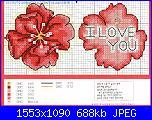Accessori Vari - porta e trovaforbici  - porta-aghi - schemi e link-blue-stitch-3-310-flower-02-jpg