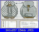 Accessori Vari - porta e trovaforbici  - porta-aghi - schemi e link-blue-stitch-1604-canvas-02-jpg