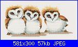 Gufi e Civette - schemi e link-vptl702-three-little-maids-jpg