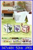 Accessori Vari - porta e trovaforbici  - porta-aghi - schemi e link-shinyroom-sr-p84-cube-accessory-5-jpg