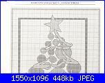 NATALE: Gli alberi di Natale - schemi e link-white-star-2-jpg