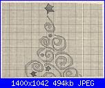 NATALE: Gli alberi di Natale - schemi e link-ringlet-tree-2-jpg