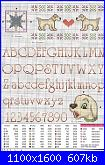 Alfabeti semplici* ( Vedi ALFABETI ) - schemi e link-alfabeto_caozinho-jpg