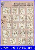 Alfabeti semplici* ( Vedi ALFABETI ) - schemi e link-12-jpg