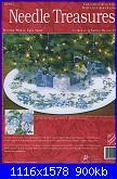NATALE: I sottoalbero - schemi e link-needle-treasures-02985-winter-white-tree-skirt-jpg