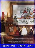 Idee Natalizie per decorare  la casa...- schemi e link-villaggio-natalizio-jpg