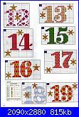 Natale - Il Calendario dell'Avvento - schemi e link-02-jpg