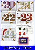 Natale - Il Calendario dell'Avvento - schemi e link-03-jpg