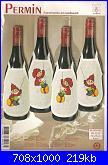 Salvagocce - grembiule per bottiglia - schemi e link-78-1217-jpg