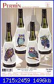 Salvagocce - grembiule per bottiglia - schemi e link-78-3824-jpg