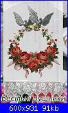 Rose, Roses, Rosas, Rosen - schemi e link-1-6-jpg
