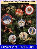 Idee Natalizie per decorare  la casa...- schemi e link-prizewinning-ornaments-iii-1988-jpg