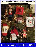 Idee Natalizie per decorare  la casa...- schemi e link-prizewinning-ornaments-vi-1988-jpg