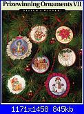 Idee Natalizie per decorare  la casa...- schemi e link-prizewinning-ornaments-vii-1990-jpg