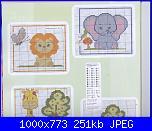 Bordi per bambini (lenzuolini ed altro) schemi e link-toalhinhas-bimbo-pc327-jpg