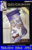 Natale: Le calze- schemi e link-dim-08712-sleigh-ride-dusk-stocking-jpg