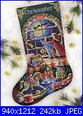 Natale: Le calze- schemi e link-dimensions-8367-must-st-nick-stocking-jpg