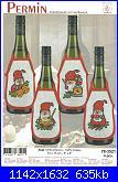 Salvagocce - grembiule per bottiglia - schemi e link-154015-4fd14-91182413-ua1439-jpg