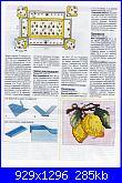 Tovaglie- Tovagliette- schemi e link-tovaglia-limoni-1-jpg