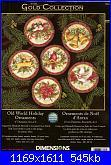 Idee Natalizie per decorare  la casa...- schemi e link-dimensions-8813-old-world-holiday-ornaments-jpg