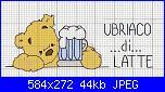 Schemi per bavette, bavaglini - schemi e link-e9dd10c27fccdf994831db00f5b76340-jpg