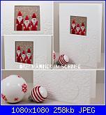 Idee Natalizie per decorare  la casa...- schemi e link-unisono-drei-ma-nner-im-schnee-jpg
