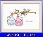 Sampler nascita - schemi e link-cicogna-gemelli-1-jpg