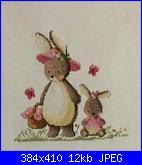 Conigli e Coniglietti - schemi e link-foto-jpeg