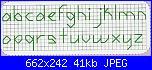Alfabeti punto scritto e piccoli - schemi e link-3409-jpg