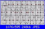 Alfabeti punto scritto e piccoli - schemi e link-alfa-33-maiuscolo-jpg